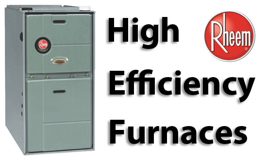 Rheem | Gas Furnace Ratings