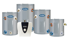 John-wood-electric-space-saver-hot-water-heater