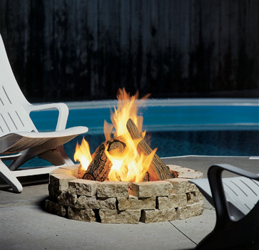 Outdoor Fire Pits Supply And Installation In Barrie And