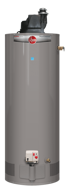 Rheem Classic Series Power Vent Gas Hot Water Heater