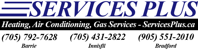 Barrie and Innisfil Heating, Air Conditioning & Gas Contractors