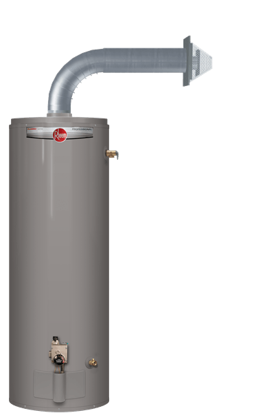 Natural Gas Power Vent Hot Water Heater