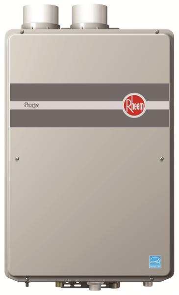 Rheem High Efficiency Tankless Hot Water Heaters