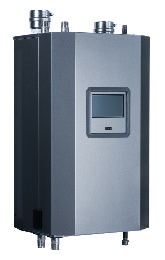 Nti Trinity Fire Tube Natural Gas Boiler Barrie And